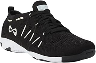 nfinity flyte black cheer shoes