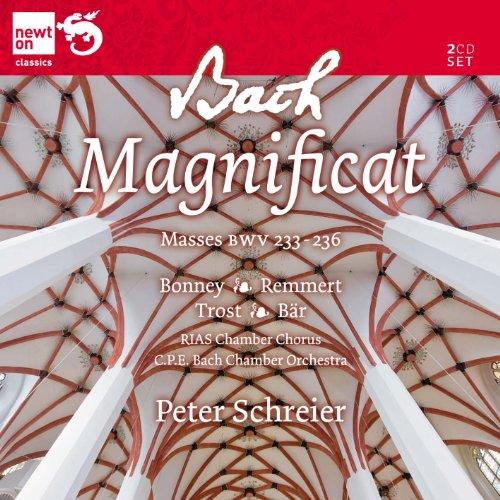 Magnificat/Masses Bwv 233-236 (2 CD)