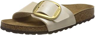 Birkenstock Madrid Big Buckle, Women's Fashion Sandals
