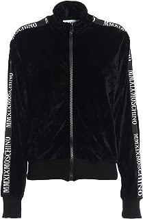 Luxury Fashion | Moschino Womens 17125529A1555 Black Sweatshirt | Autumn-Winter 19