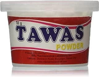 RDL Tawas Powder (Alum Powder) 50grams (Red)