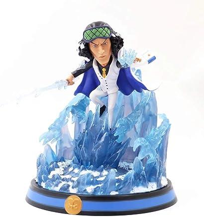 アニメワンピースモデル、くじゃん、子供のおもちゃコレクション像、卓上装飾玩具像玩具モデルPVC(20cm) SHWSM