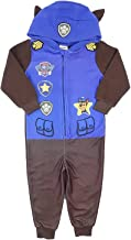 Childrens Character Chase Paw Patrol All in One Pyjama Sleepwear Dress Up Outfit Fleece Polyester