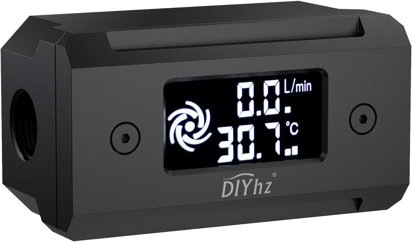 DIYhz G1 4 Aluminum Alloy LCD 送料無料でお届けします displaydigital 新作アイテム毎日更新 Flow Display Shell