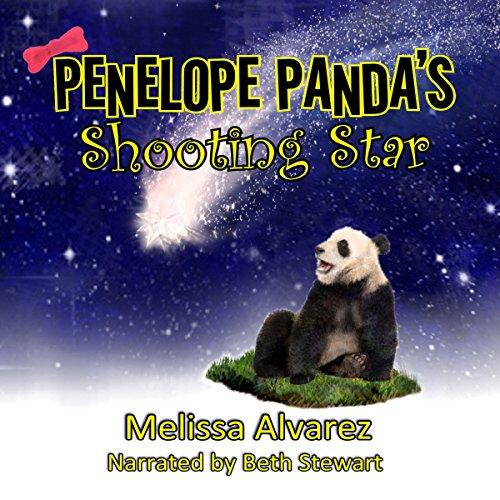 Penelope Panda's Shooting Star audiobook cover art