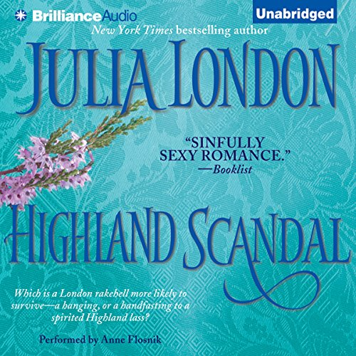 Highland Scandal cover art