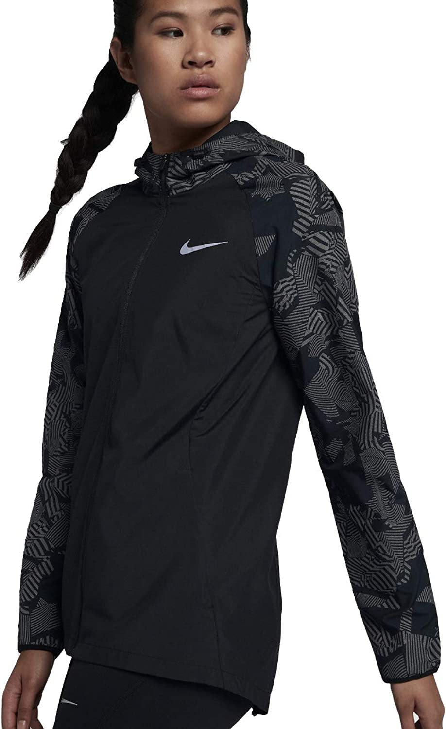 NIKE Essential Flash Women's Reflective Running Jacket