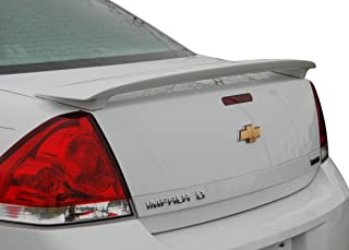 Factory Style Spoiler for the Impala Painted in the Factory Paint Code of Your Choice 324 Silver Topaz Metallic 101V