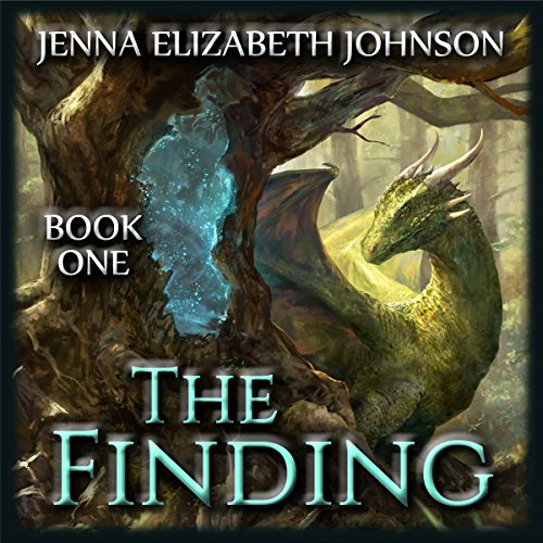 The Finding audiobook cover art