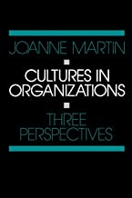 Best cultures in organizations three perspectives Reviews