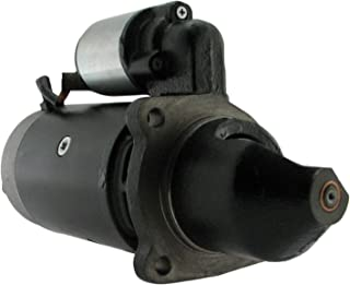 New Starter for Case Ag Tractors 385,395,485,495,595,685,695,885,895,995 Diesel 1985-1994 0-001-367-042 529965R93 0-001-362-527 01362310 260-62121 JST3023 229017077 91-15-6995N R1204633 R12046331