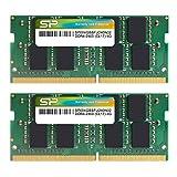シリコンパワー ノートPC用メモリ DDR4-2400(PC4-19200) 4GB×2枚 260Pin 1.2V CL17 永久保証 SP008GBSFU240N22