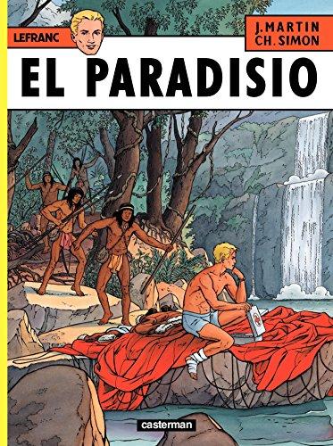 Lefranc (Tome 15) - El Paradisio