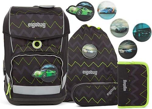 Sin impuestos Ergobag 5-Part School Backpack Set Cubo Light Sintético 19 I I I  compras en linea