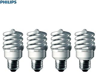 Philips 433557 100-watt Equivalent, Bright White (6500K) 23 Watt Spiral CFL