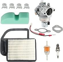 Harbot Caburetor + Air Filter+Fuel Filter+Spark Plug for MTD Cub Cadet LH4600H LT1045 LT1042 LTX1042 LTX1045 i1046 RZT42 Toro 74363 74360 74380 Z4200 Lawn Tractor