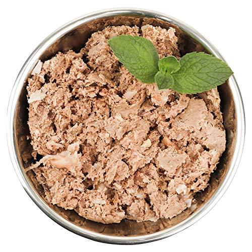 Barf Hundefutter Power-Mix 28kg gegartes Geflügel mit Mineralien Futter für Hunde und Katzen (28x 1.000g)