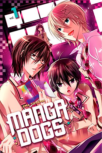 Manga Dogs Vol. 1 (English Edition)