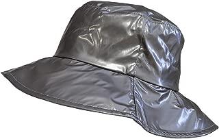 TOUTACOO, Wide-Brimmed Vinyl Rain Hat