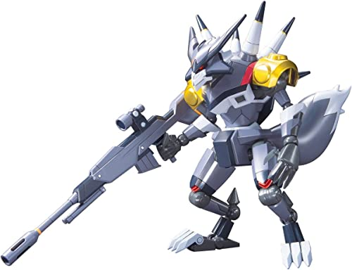 1 1 Cardboard Senki LBX 005 Hunter [JAPAN] [Toy]