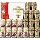 【お歳暮】 ザ・プレミアム・モルツ 「華」 冬の限定2種 ビール ギフト セット DB50P  350ml×19本  ギフトBox入り