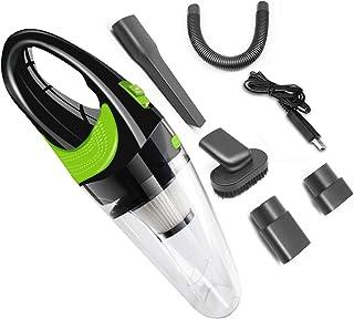 مكنسة سيارة مكنسة محمولة لاسلكية USB شحن سريع محمولة للمنزل السيارة التنظيف الجاف