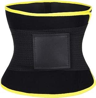 Wonder-Beauty Women's Waist Trainer Belt Sport Girdle Shaperwear Waist Cincher