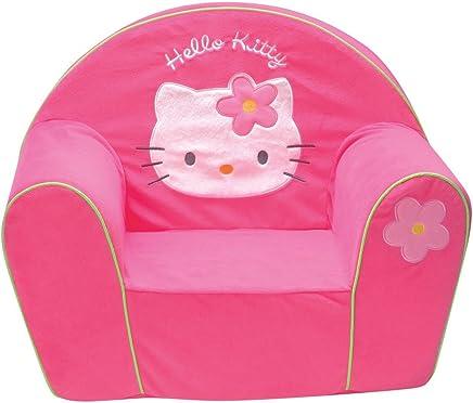 Hello Kitty   711211   Fauteuil Club En Mousse Pour Enfant