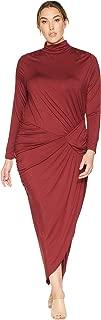 Womens Plus Size Magdalena Dress