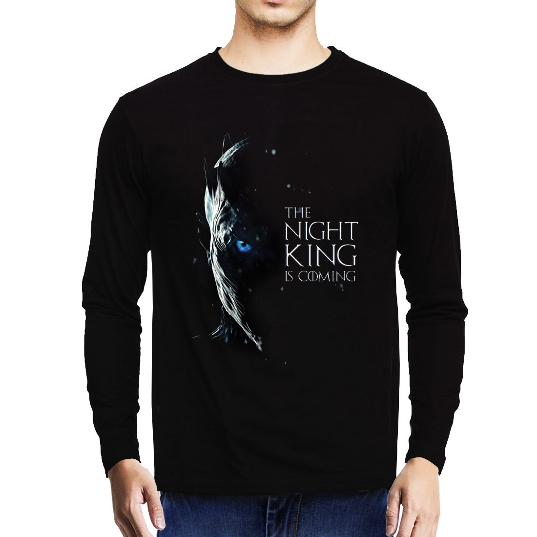 Alt Night King T-shirt