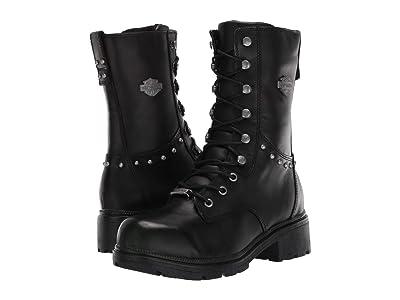 Harley-Davidson Cherwell Steel Toe (Black) Women