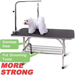 Best dog grooming table large Reviews