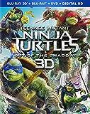 Teenage Mutant Ninja Turtles: Out Of The Shadows [Blu-ray]