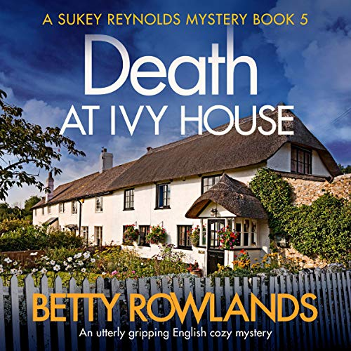 Death at Ivy House audiobook cover art
