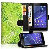 wicostar Wallet Funda Case Funda Carcasa diseño Funda para LG G3S–Diseño Flip mvd244