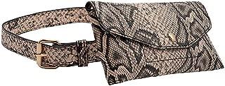 Casery Fanny Pack for Women | Convertible Crossbody & Belt Bag