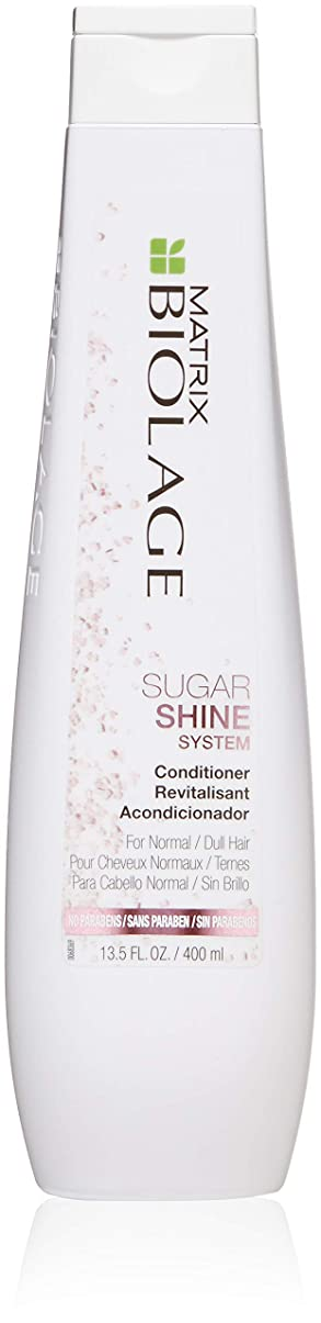 スペード高い階段by Matrix SUGAR SHINE CONDITIONER 13.5 OZ by BIOLAGE