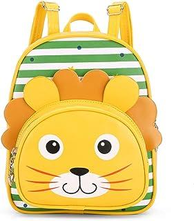 Mochila Infantil Guarderia Mochila Escolares Impermeable Preescolar Niño Niñas Linda Animal Escuela Bolsa