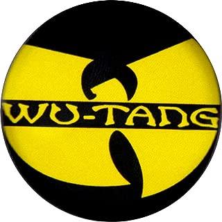 Wu-Tang Clan - Yellow W Logo - 1.25