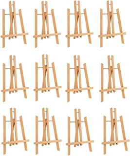 table top wooden easels