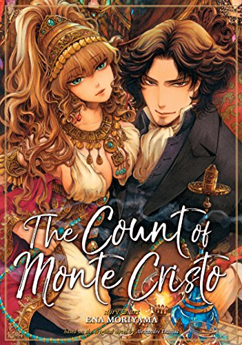 The Count of Monte Cristo (Manga Edition)