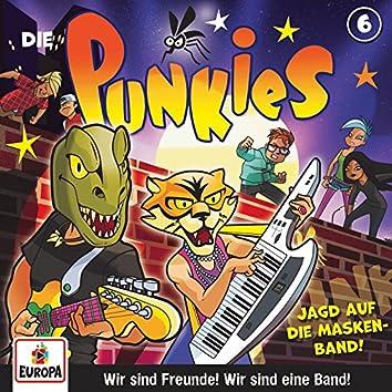 006/Die Jagd nach der Masken-Band