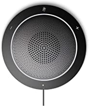 PC Microphone Speaker Business Conference USB Speakerphone for Skype, Webinar, Call Center