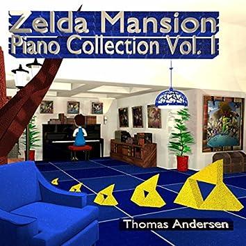 Zelda Mansion Piano Collection Vol. 1