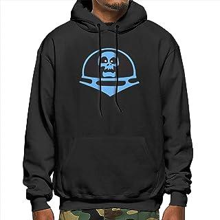 "MLTseown lifangtaoT Herren Hoodie Kapuzenpullover, Space Kook Men""s Polyester Hoodie Pocket Sweater Jackets"