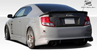 Brightt Duraflex ED-UUL-110 GT Concept Rear Bumper Cover - 1 Piece Body Kit - Compatible With TC 2011-2013