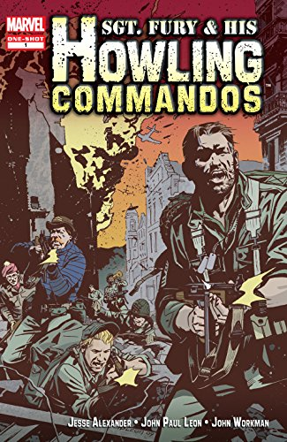 Sgt. Fury & His Howling Commandos (2009) #1 (English Edition)