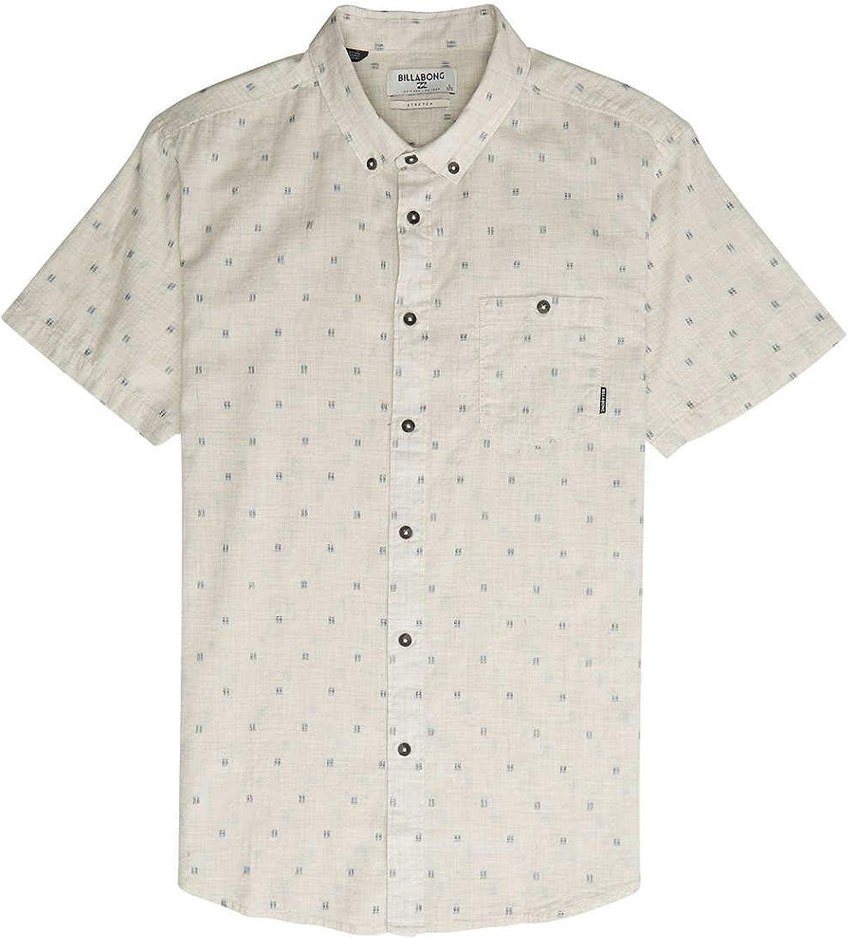 BILLABONG™ All Day Jacquard Shirt N1SH06BIP9: Billabong ...