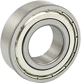 uxcell ボールベアリング 深溝玉軸受 25 mm×52 mm×15 mm 1個