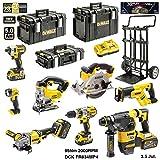 DEWALT Kit DCK-FR834MP4 54V/18V (DCD996 + DCG414 +...